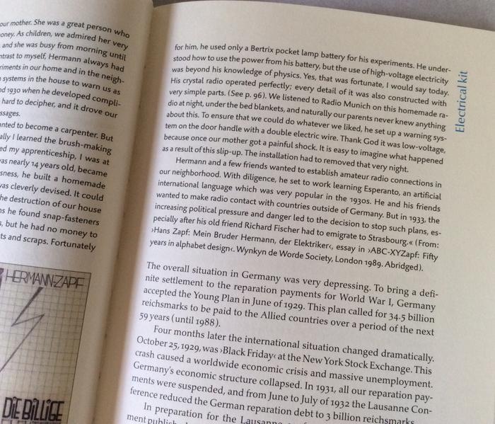 Alphabet Stories by Hermann Zapf 3