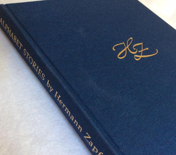 Alphabet Stories by Hermann Zapf 5