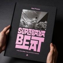 <cite>Surabaya Beat</cite> by Beat Presser, Afterhours Books