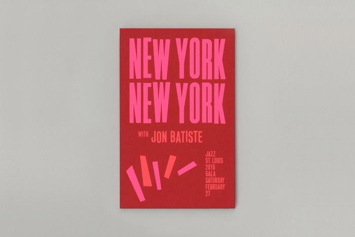New York New York, Jazz St. Louis 3