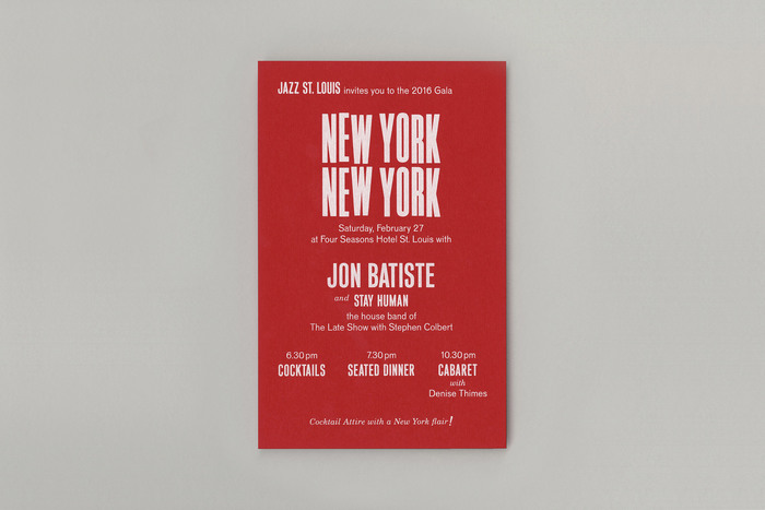 New York New York, Jazz St. Louis 4