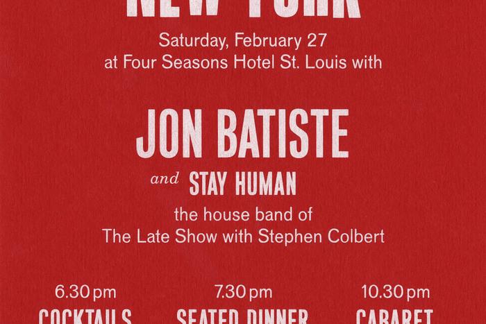 New York New York, Jazz St. Louis 5
