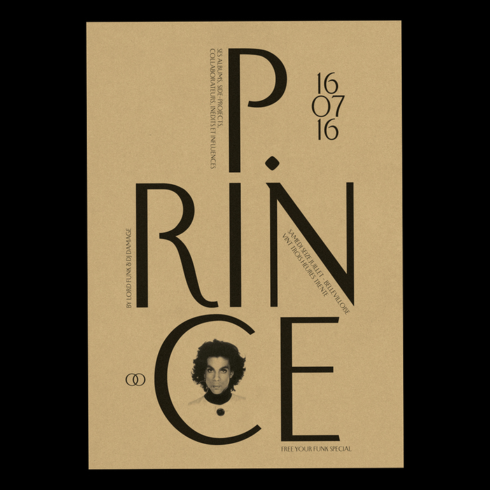 Prince (Free Your Funk Special)