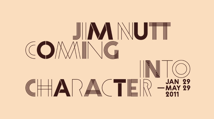 Jim Nutt: Coming Into Character at  Museum of Contemporary Art Chicago 2