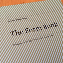 <cite>The Form Book</cite> by Borries Schwesinger