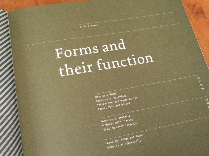 The Form Book by Borries Schwesinger 2