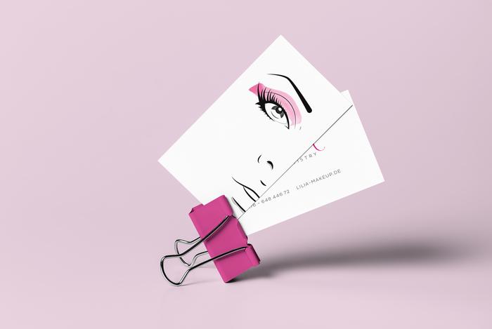 Lilia Utkin makeup artistry 1
