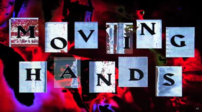Moving Hands (Helena Hauff Remix) by The Klinik, official video 10