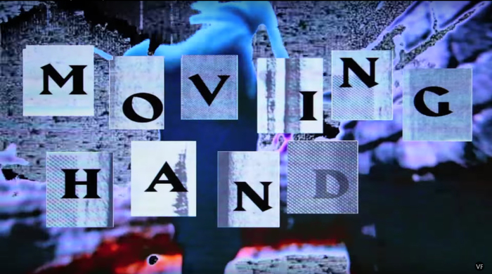 Moving Hands (Helena Hauff Remix) by The Klinik, official video 9