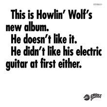 <cite>The Howlin' Wolf Album</cite>