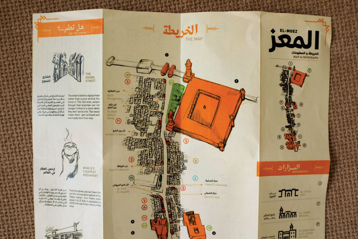El-Moez Map & Information 2