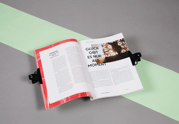 """Die Epilog, issue 2: """"Die Wiederverzauberung der Welt"""" 3"""