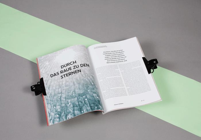 """Die Epilog, issue 2: """"Die Wiederverzauberung der Welt"""" 4"""