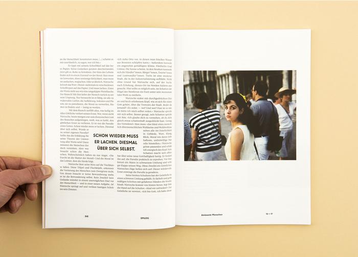 """Die Epilog, issue 4: """"Humor. Mehr als Spaß"""" 2"""