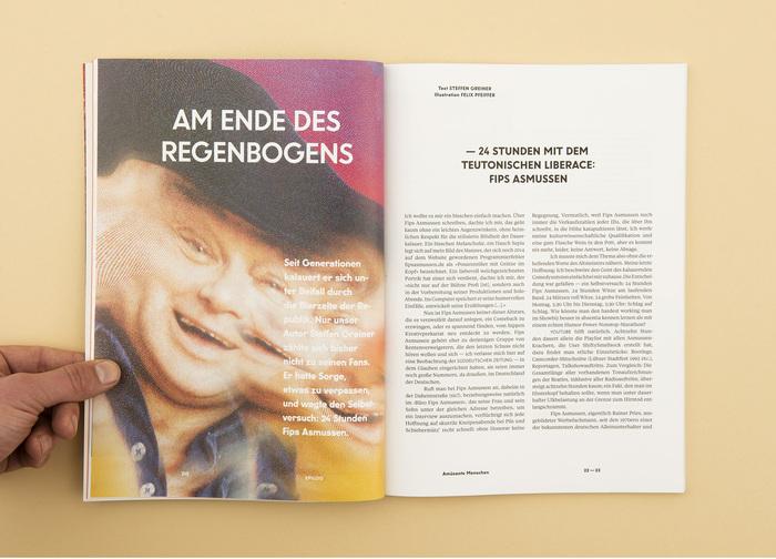 """Die Epilog, issue 4: """"Humor. Mehr als Spaß"""" 3"""