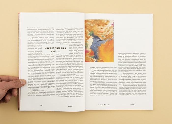 """Die Epilog, issue 4: """"Humor. Mehr als Spaß"""" 4"""