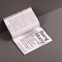 """<cite>Die Epilog</cite>, issue 5: """"Hätte, könnte, wollte — Leben im Konjunktiv"""""""