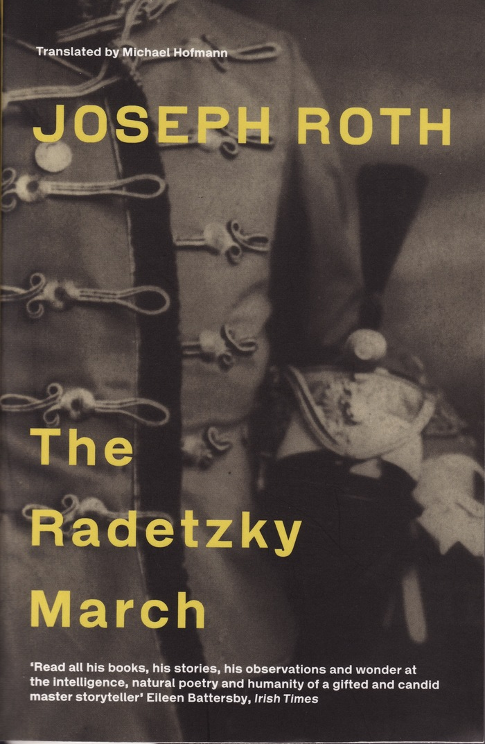 The Radetzky March, front cover