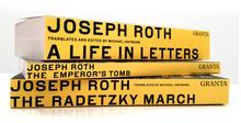 Joseph Roth edition, Granta Books