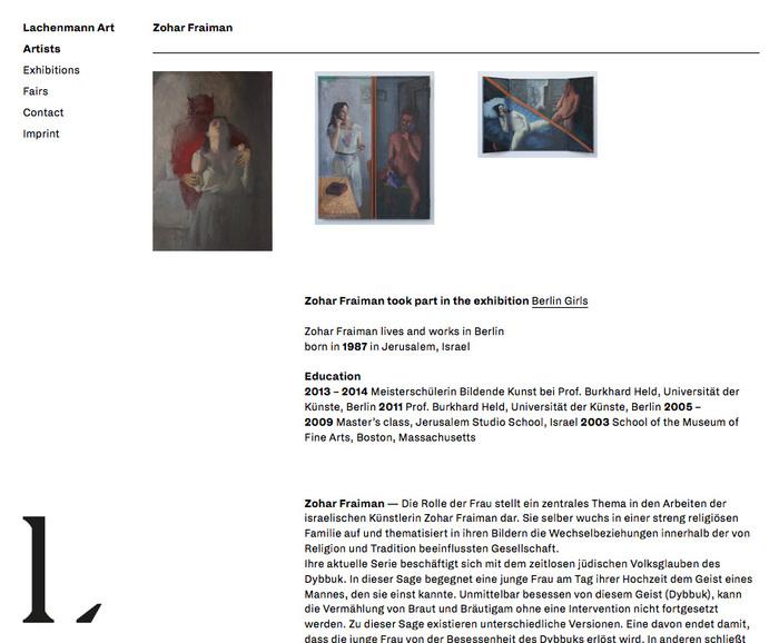 Website: artists
