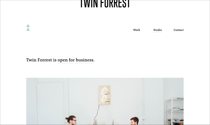 Twin Forrest 1