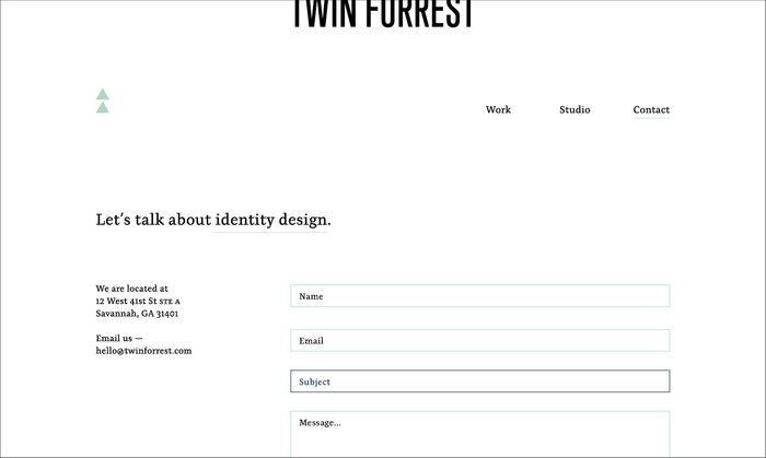 Twin Forrest 2