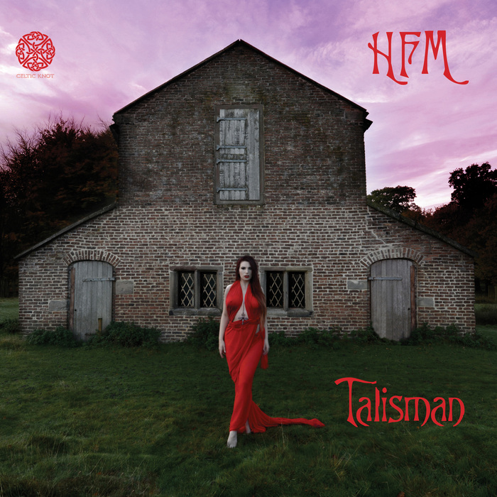 HFM – Talisman album art