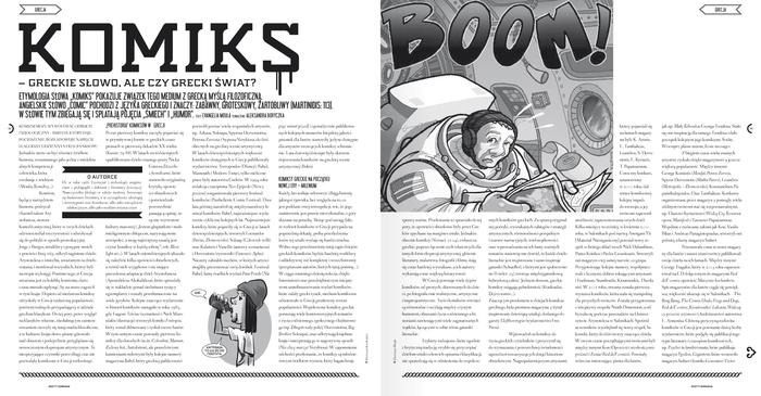 Zeszyty Komiksowe – a comic magazine from Poland 5