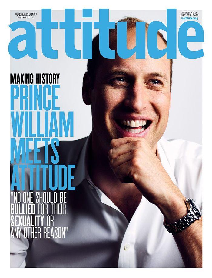 Attitude magazine 1