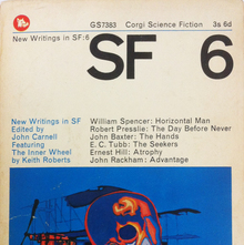 <cite>New Writings in SF:6</cite>