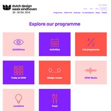 Dutch Design Week Eindhoven 2016