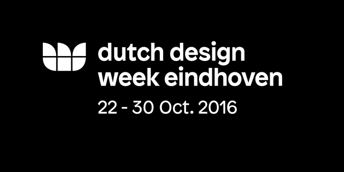 Dutch Design Week Eindhoven 2016 1