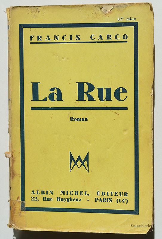 La Rue (1930)