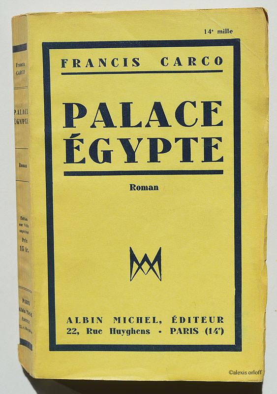 Palace Égypte (1933)