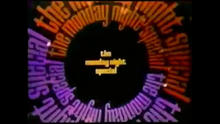 ABC <cite>The Monday Night Special</cite> graphic (1972)