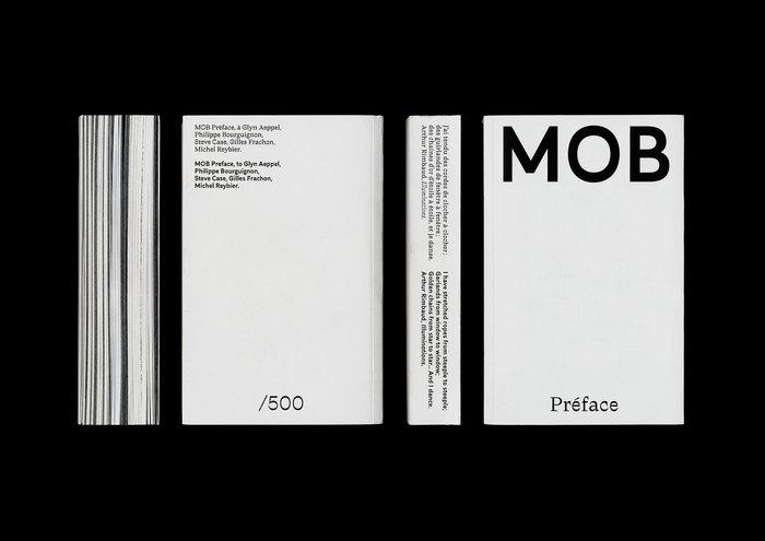 MOB Préface – reader for MOB Hôtel 1