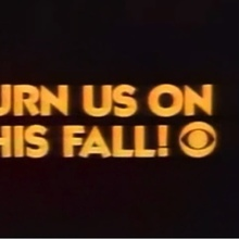 CBS 1978 Fall Preview: <cite>Turn Us On This Fall!</cite>