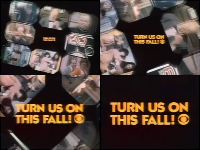 CBS 1978 Fall Preview: Turn Us On This Fall!