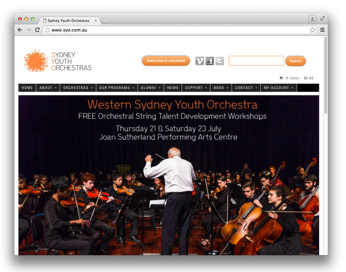 Sydney Youth Orchestra 6