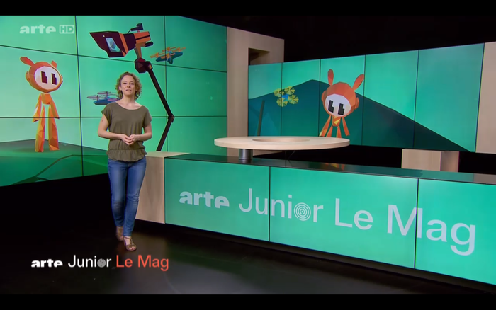 ARTE Junior program 3