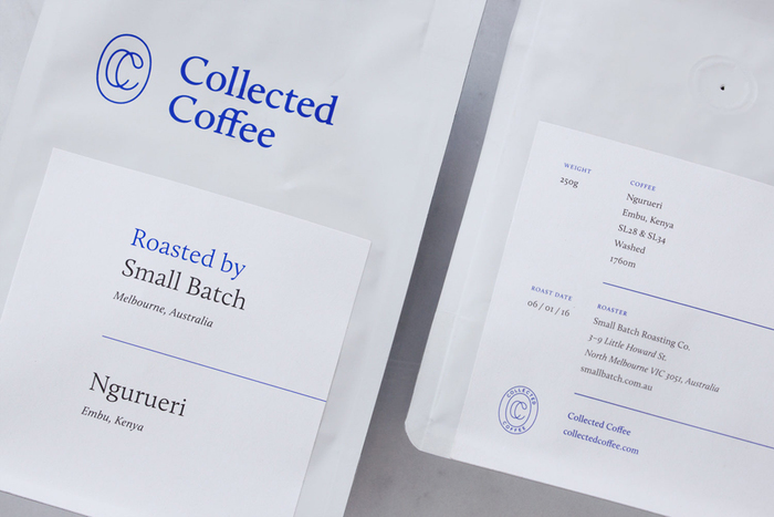 Collected Coffee 1