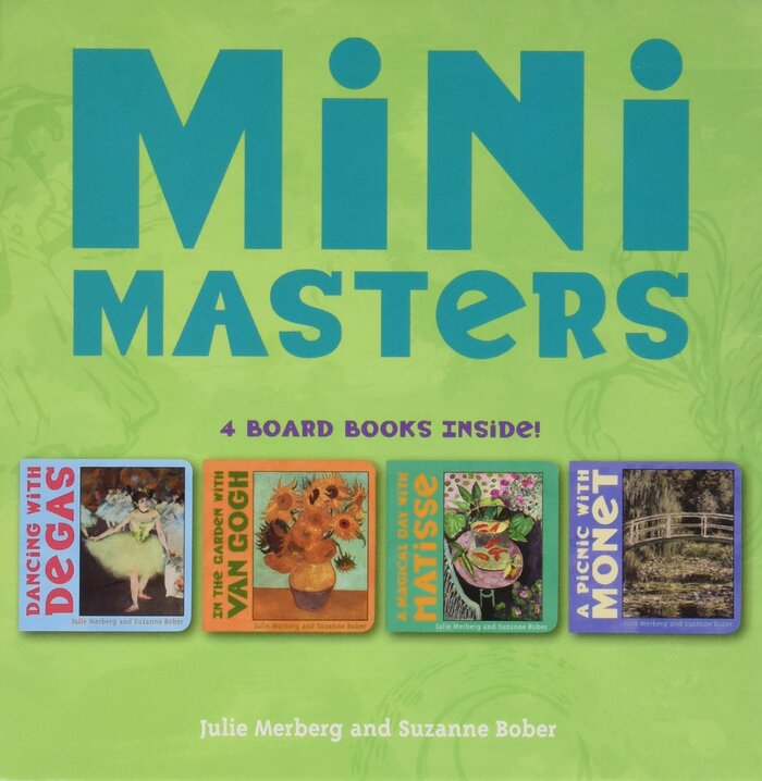 Mini Masters series 12