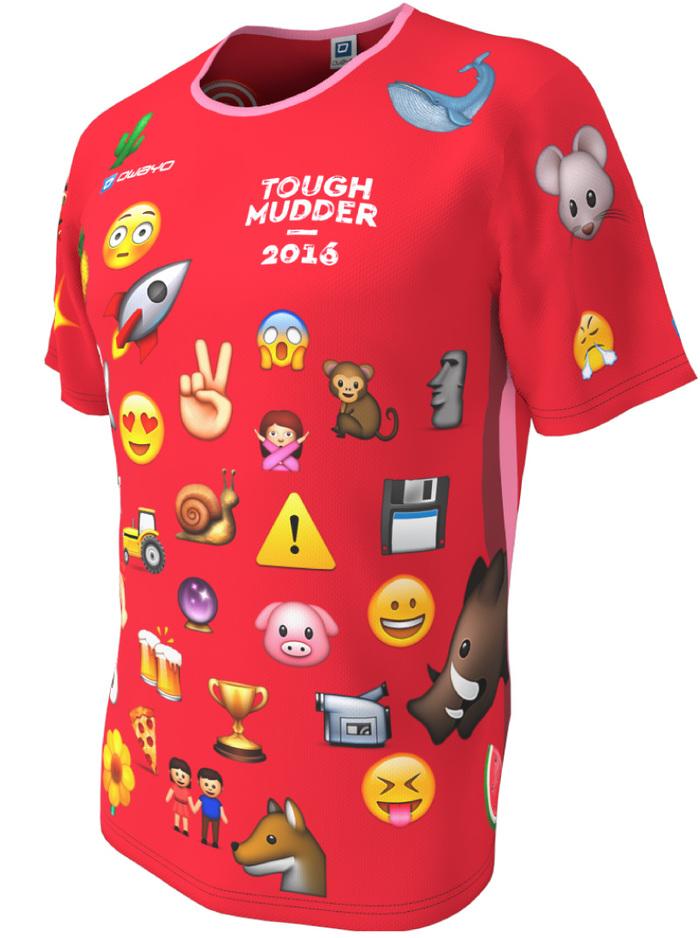 Tough Mudder shirts 4