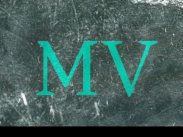 Initiales n° 04 – Initiales M.V. 2