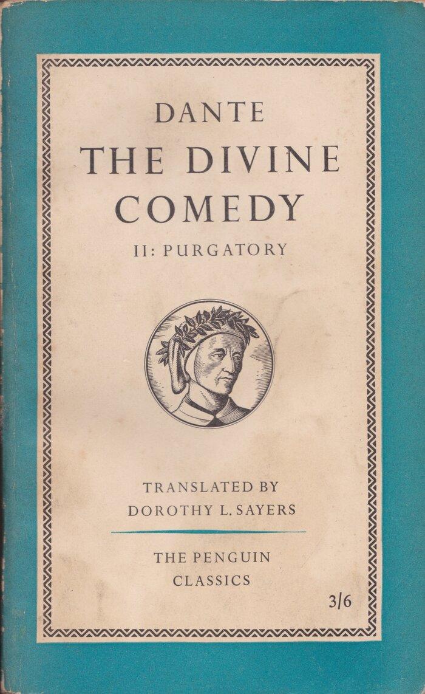 The Divine Comedy by Dante, Penguin Classics 1