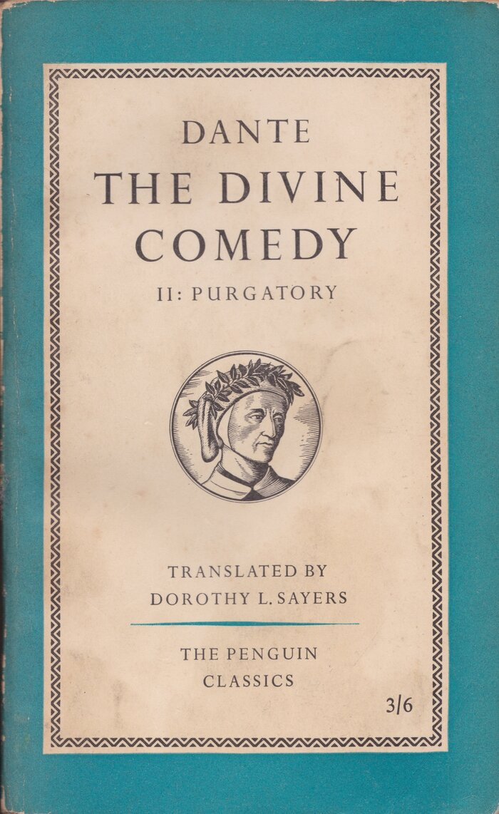 The Divine Comedy by Dante, Penguin Classics 1