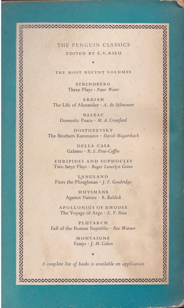 The Divine Comedy by Dante, Penguin Classics 2