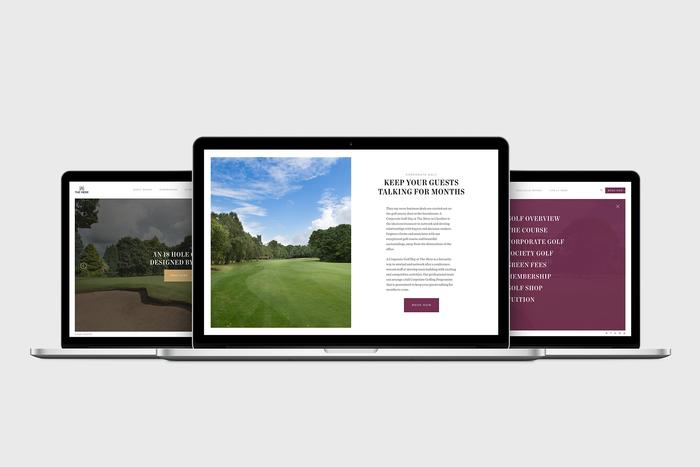 The Mere Golf Resort & Spa website 4