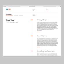 SVA MFA Interaction Design