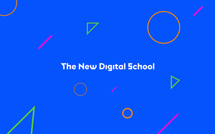 The New Digital School 1